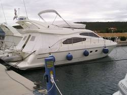 Ferretti Yachts 460 Photo 1