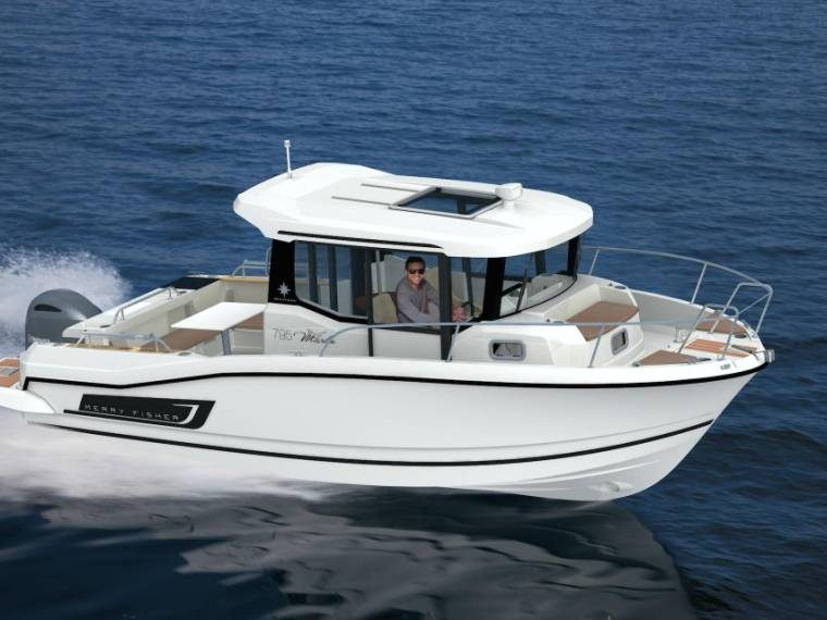 Jeanneau Jeanneau Merry Fisher 795 Marlin 2019