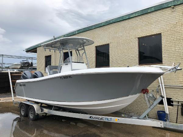 Release Boatworks 238