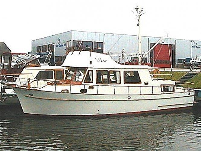 Blue Ocean Trawler 36 Trawler