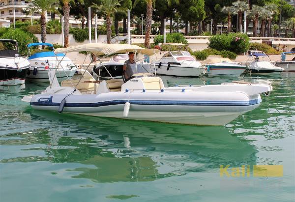 Marlin Boat MARLIN 26 EFB IMG_1728