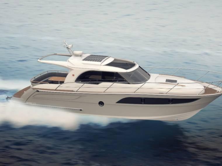 Marex 375 Aft Cabin Cruiser