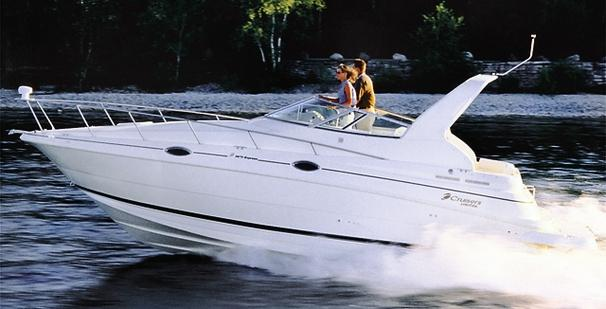 Cruisers Yachts 2870 Express Manufacturer Provided Image: 2870 Express