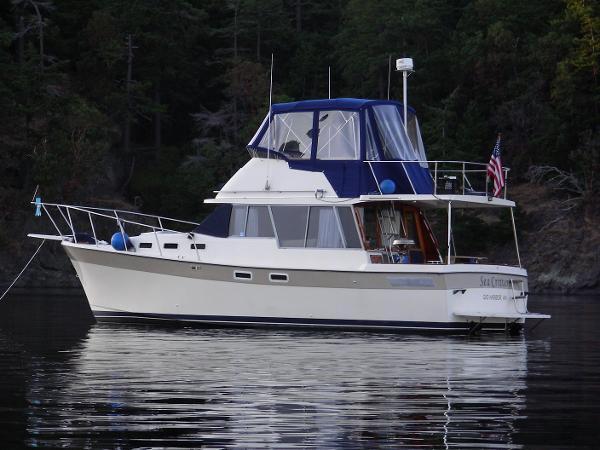 Bayliner 3270 Motoryacht SV Sea Critters