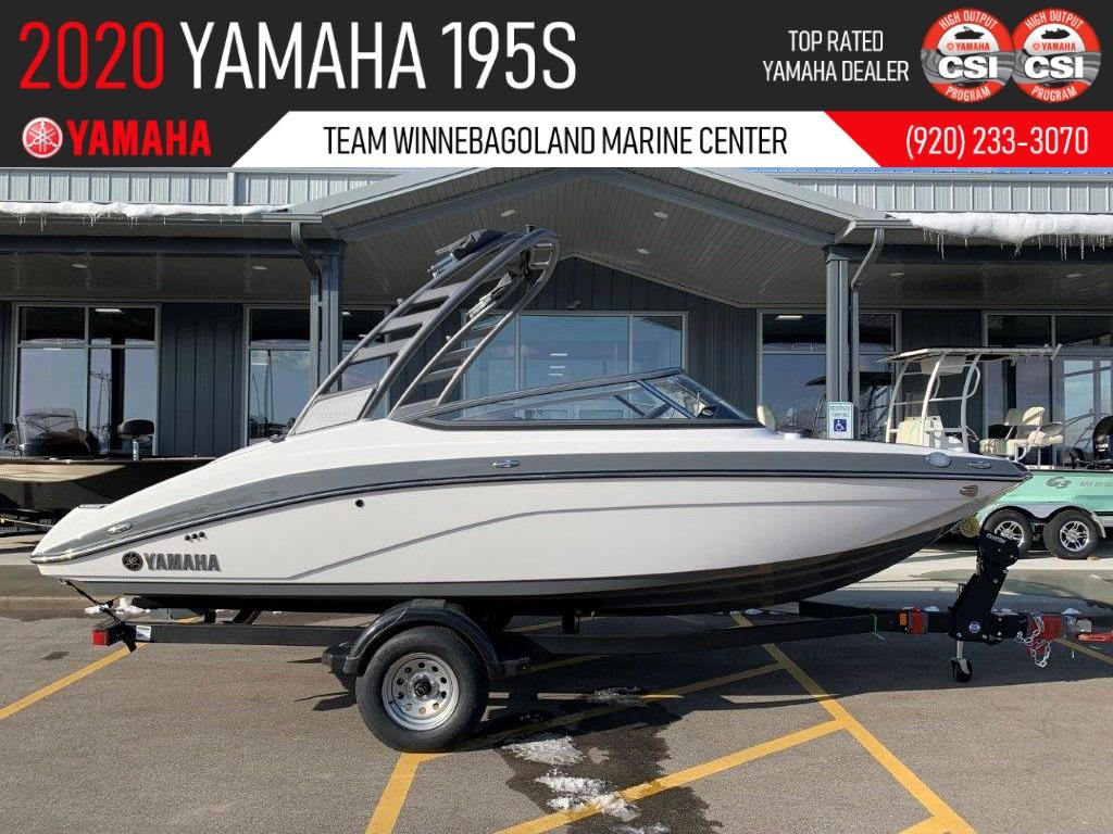 Yamaha Boats 195S
