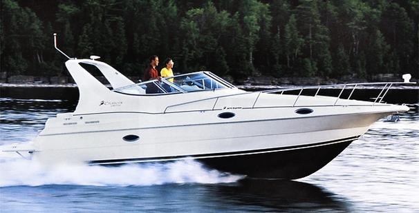 Cruisers Yachts 3075 Express Manufacturer Provided Image: 3075 Express
