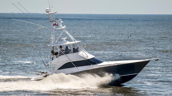 Viking 45 Convertible