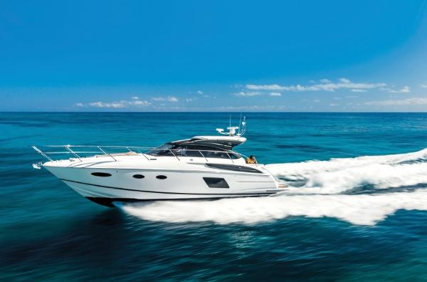 Princess V48 Manufacturer Provided Image: Princess V48 Cruising