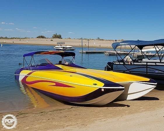 Eliminator Boats Daytona 36 2003 Eliminator 36 for sale in Lake Havasu City, AZ