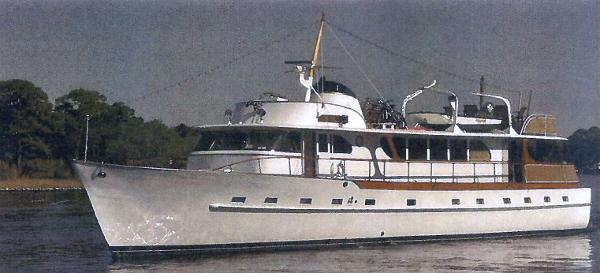 Broward 76 Motoryacht