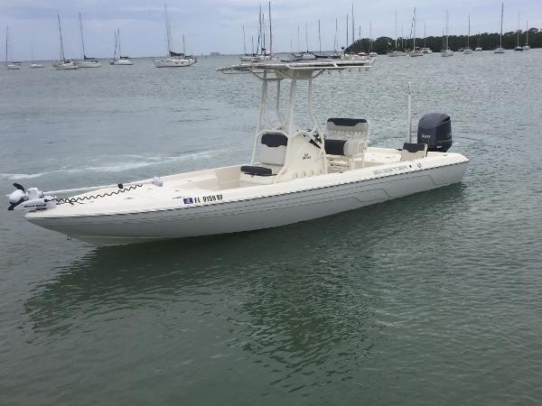 Skeeter SX240 Main
