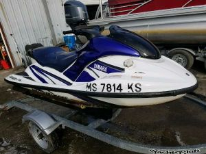 Yamaha Waverunner Gp1800r boats for sale in United States