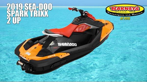 Sea-Doo Spark Trixx 2UP IBR