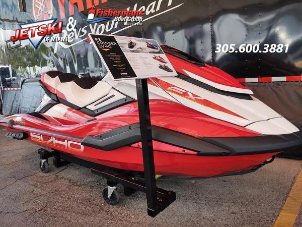 Yamaha WaveRunner FX Cruiser SVHO