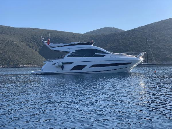 Fairline Squadron 53 Fairline Squadron 53