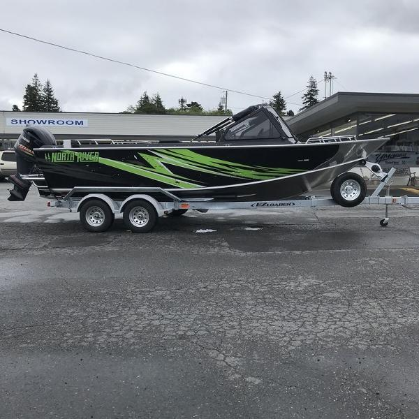North River 22' Seahawk