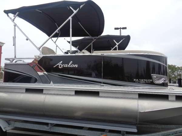Avalon 16 ft. Eagle Cruise
