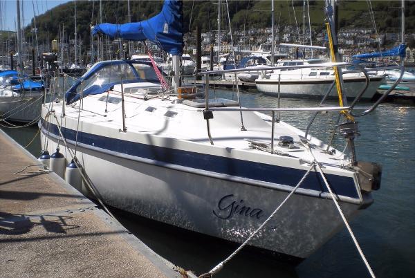 Mirage Yachts 29 Bilge K
