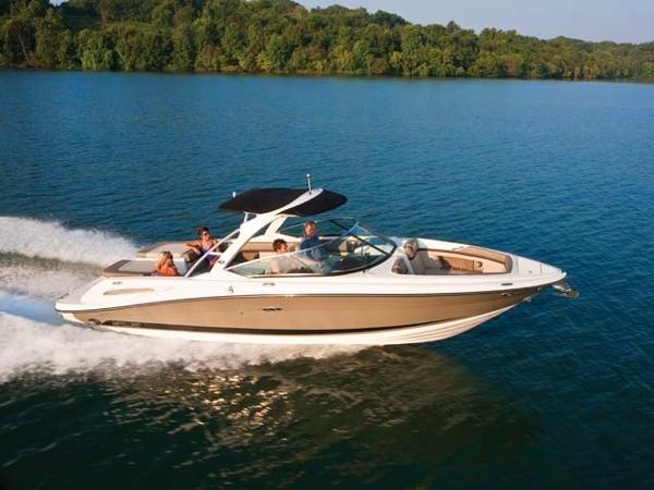 Sea Ray 270 SLX 270
