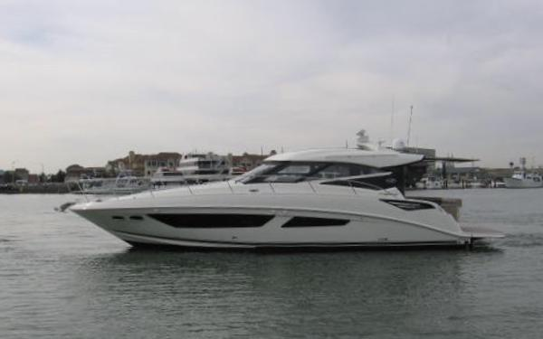 Sea Ray Sport 470 Sundancer
