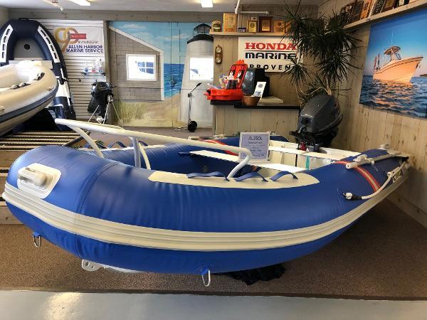 North Atlantic Inflatables AL350L