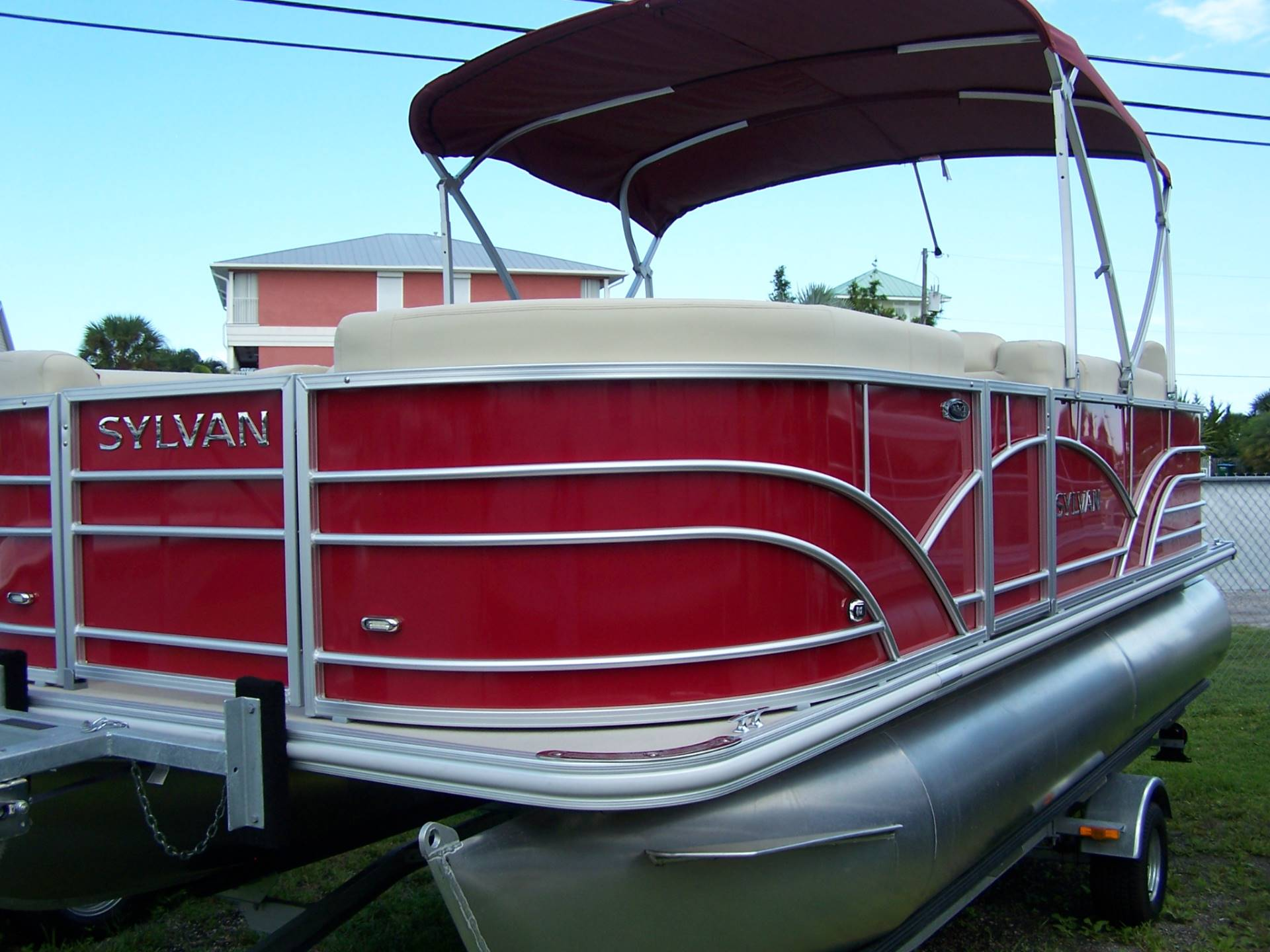 Sylvan 8520 cruise boats for sale for Syvlan