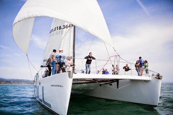 Custom Daycharter Catamaran Primary