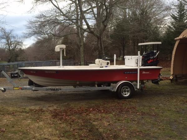 Maverick Boat 18 Angler