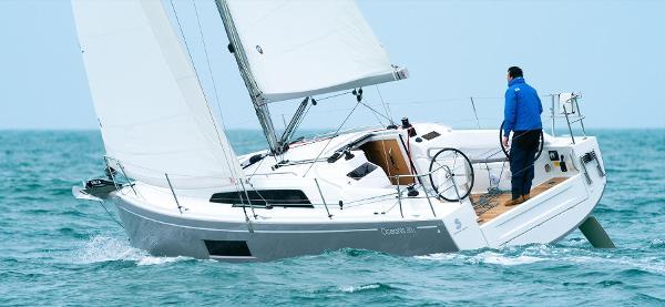 Beneteau Oceanis 30.1 Manufacturer Provided Image
