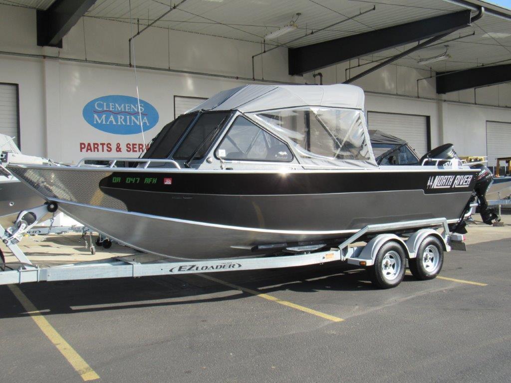 North River 22 Seahawk