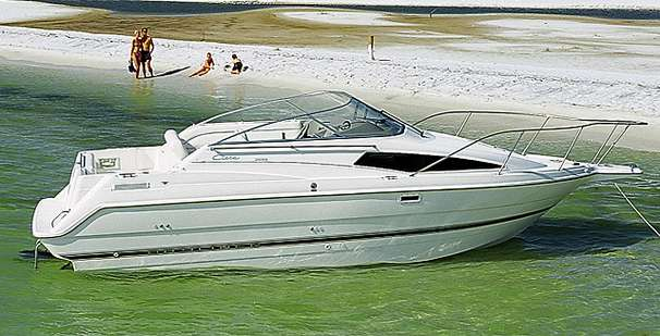 Bayliner 2655 Ciera Sunbridge Manufacturer Provided Image