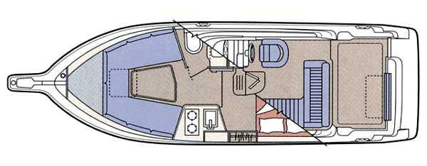 Bayliner 2655 Ciera Sunbridge Manufacturer Provided Image