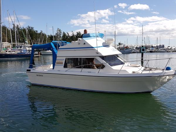 "Commander Boats Bridge Cruiser 26 ""BLUE"""