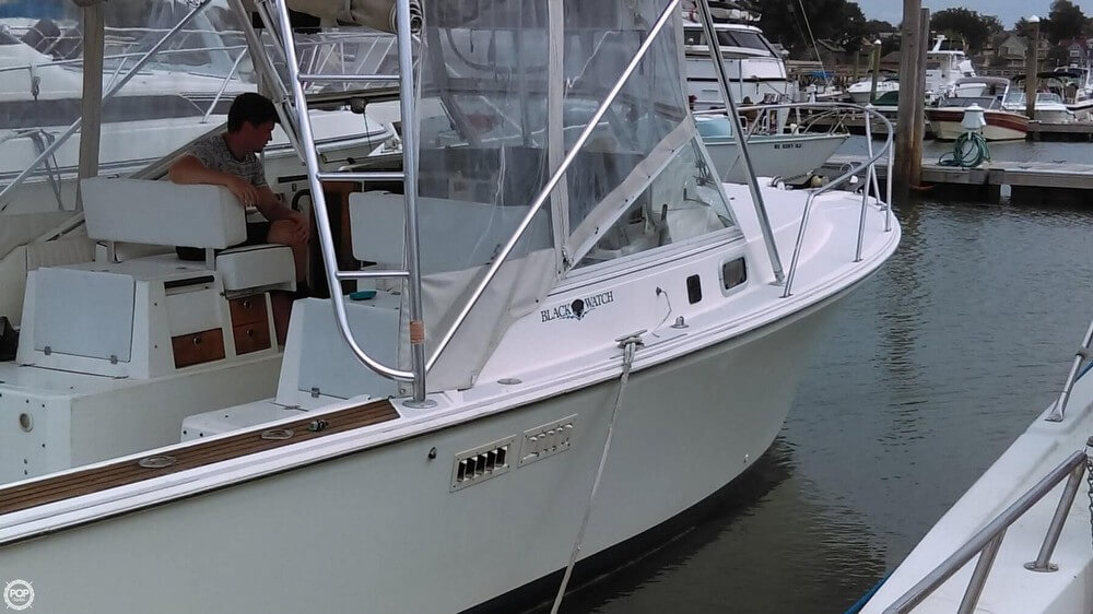 Black Watch 30 Sportfisherman 1990 Black Watch 30 Sportfisher for sale in Winthrop, MA