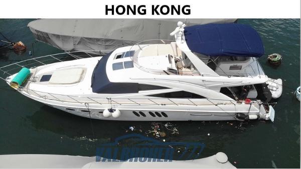 Sealine T60 Sealine t 60 - Hong Kong