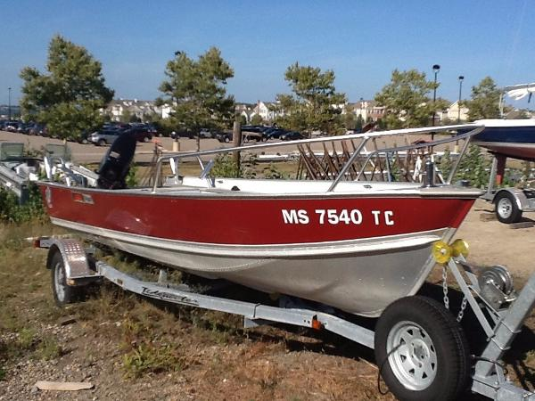 Used saltwater fishing lund boats for sale for Used lund fishing boats for sale