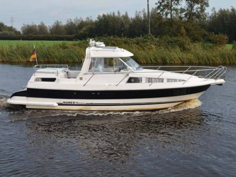Marex Marex 280 Holiday  Hardtop
