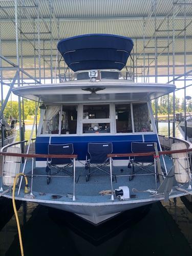 Chris-Craft Aqua Yacht 46