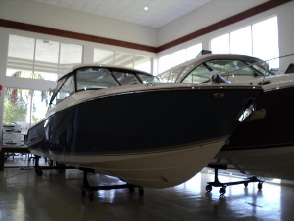 Pursuit DC 325 Dual Console Bow profile