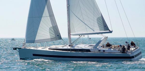 Beneteau Yacht 62 2020 Beneteau Yacht 62 - Underway