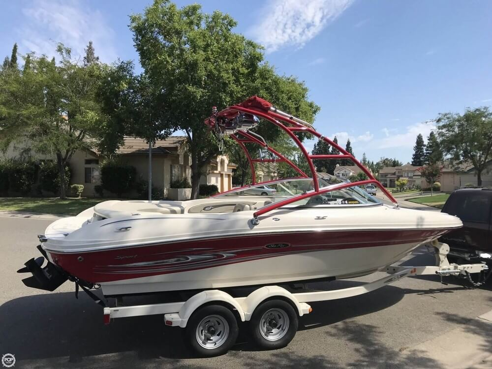 Sea Ray 200 Sport 2005 Sea Ray 200 Sport for sale in Elk Grove, CA
