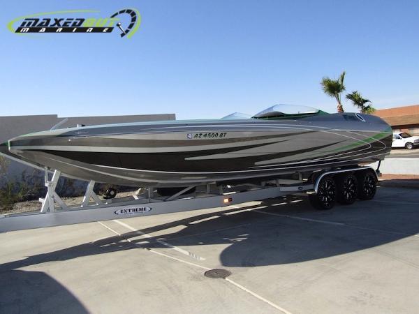 Daves Custom Boats F29