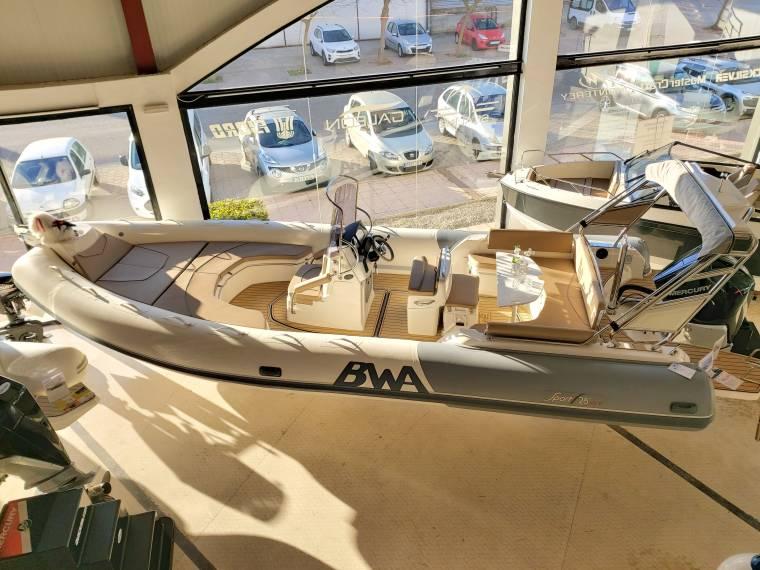 BWA BWA Sport 28 GT SH
