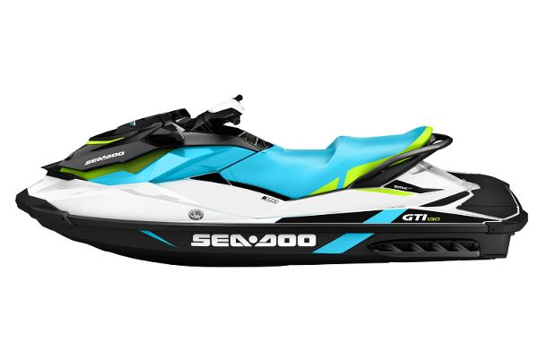 Sea-Doo GTI 130 Manufacturer Provided Image