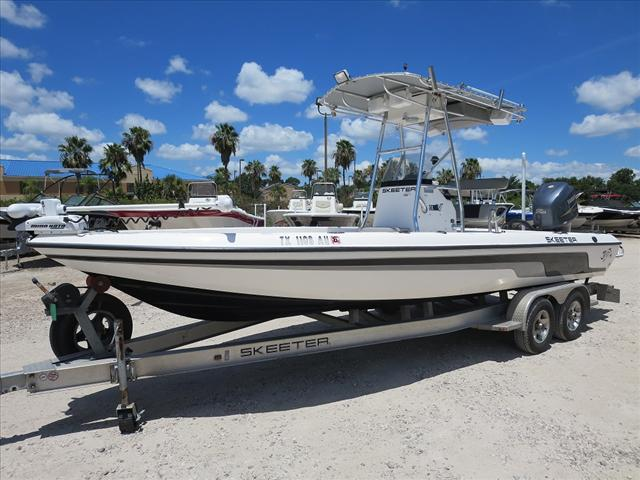Skeeter Bay Boats ZX 24V
