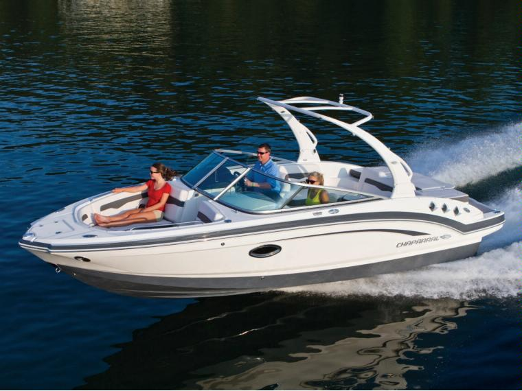 used chaparral 246 ssi boats for sale   boats