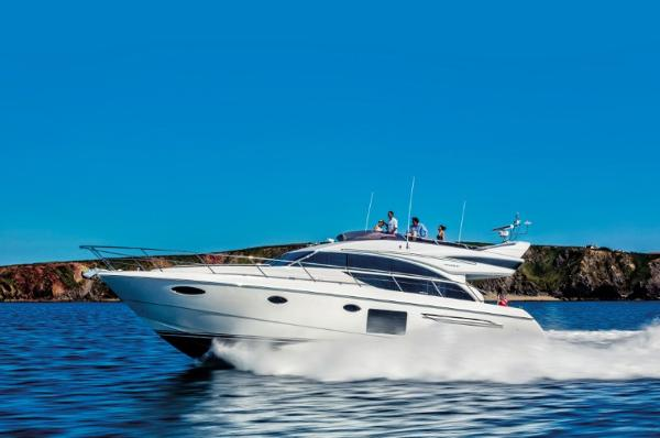 Princess 60 Manufacturer Provided Image: Princess 60 Cruising