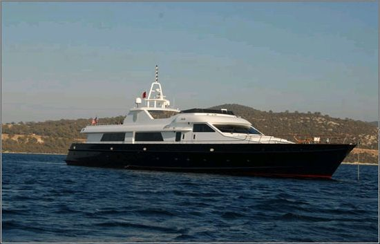 Custom Motor Yacht Photo 1