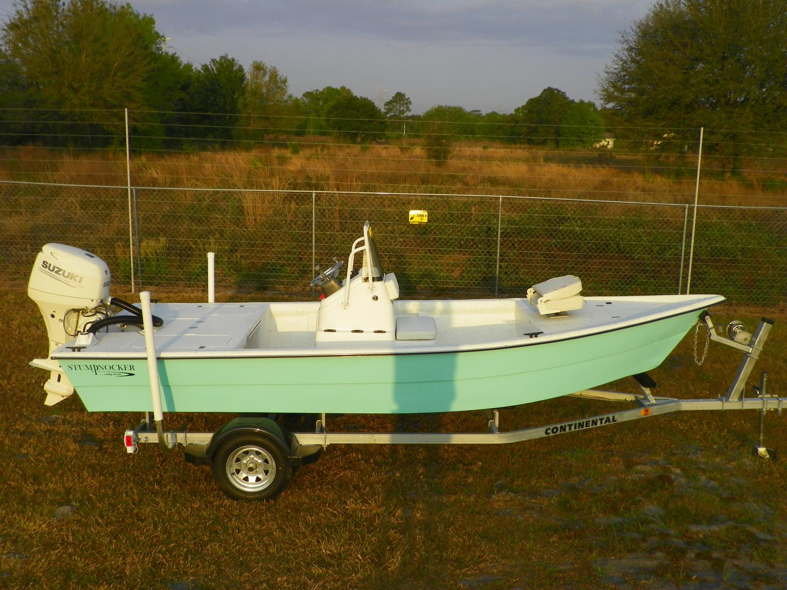 Stumpnocker 174 Sport Skiff CC