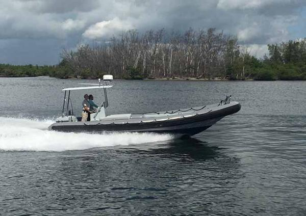 HBI Boats 30-MIL PROFILE